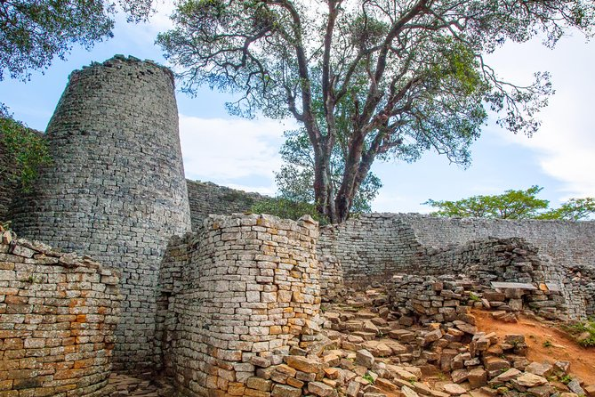Things to do in Zimbabwe - The Great Zimbabwe Ruins
