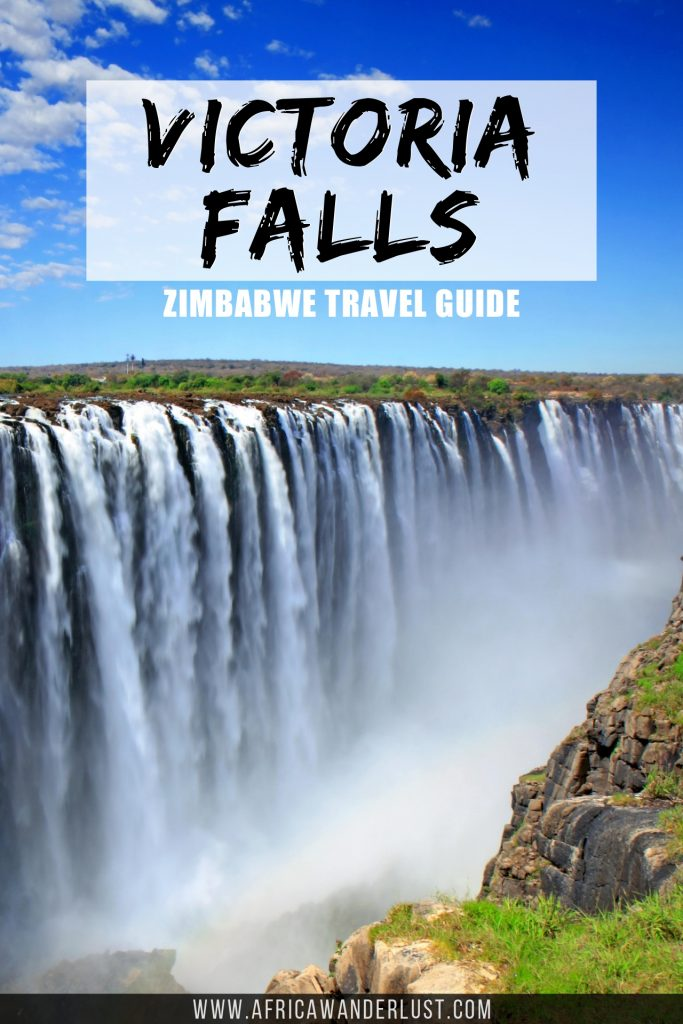 Victoria Falls, Zimbabwe travel guide