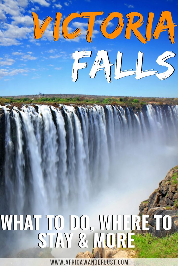 What to do, where to stay, what to eat and more at Victoria Falls in Victoria Falls town