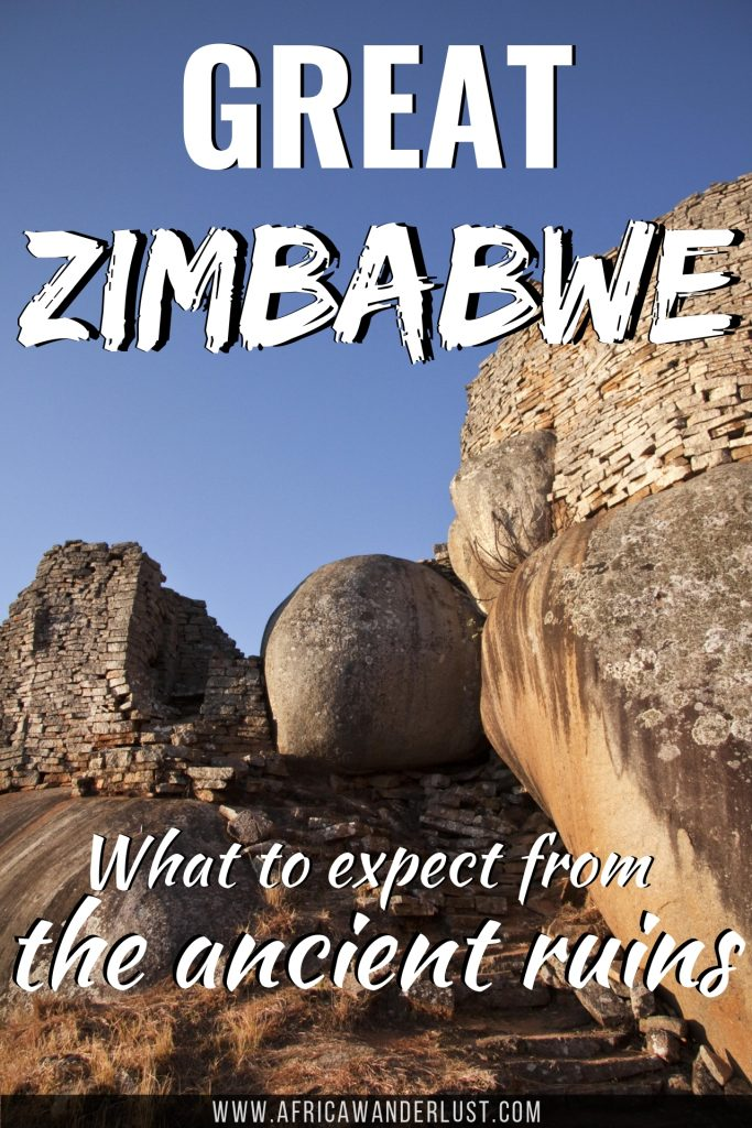 What to expect from the ancient Zimbabwe Ruins