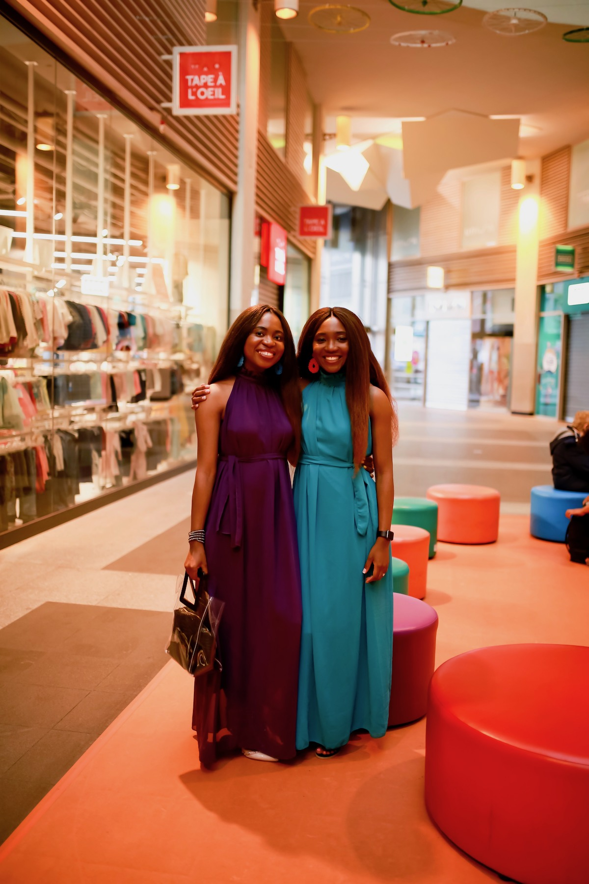 Louisa and Lydia - the women behind Africa Wanderlust