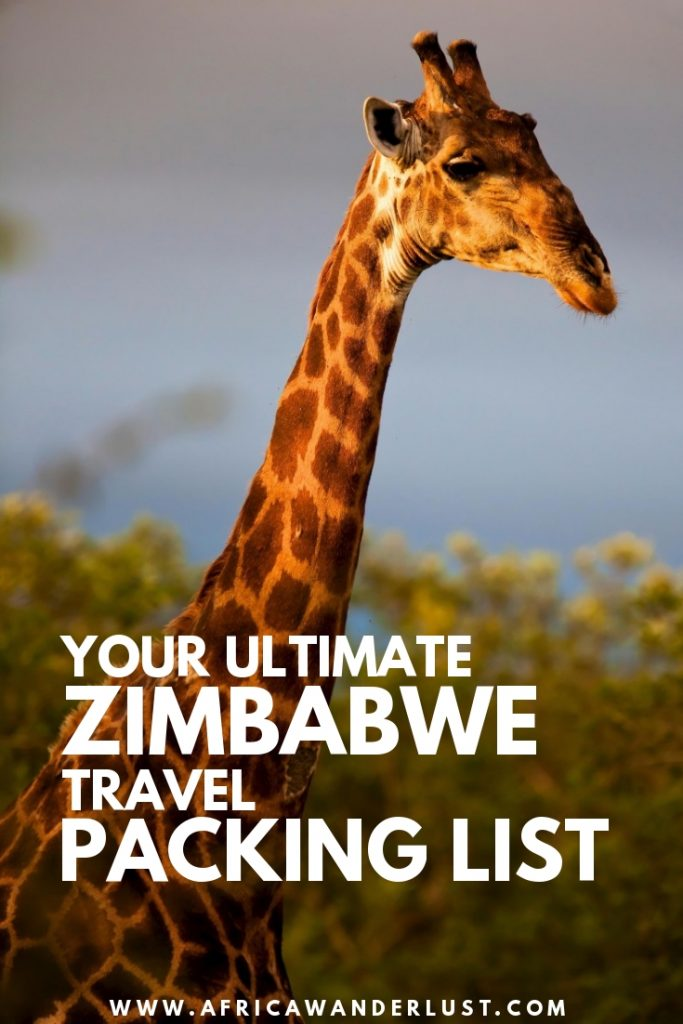 Need help packing for your next vacation to Africa? We've got you covered. This Safari packing list has everything you need for a relaxing getaway. Use this free travel packing list to make sure you don't forget anything for your next trip!