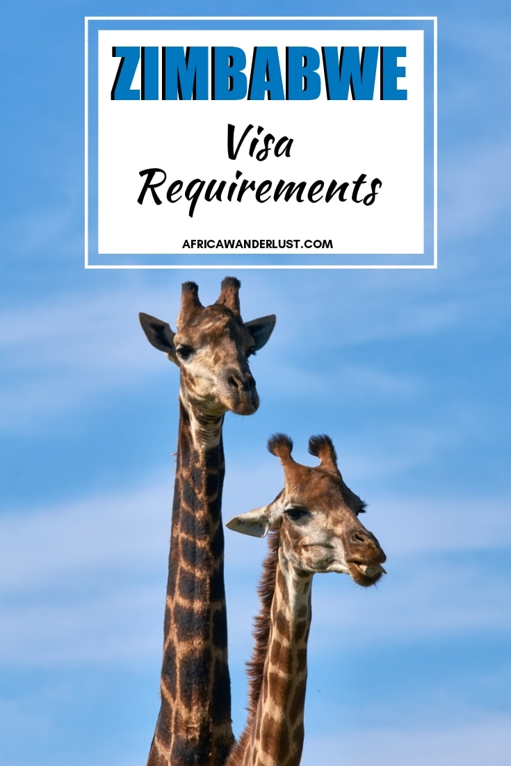 Are you traveling Zimbabwe, Africa and not exactly sure what the visa requirements are? Find out how to apply for your Zimbabwe visa in these easy steps. They are ...