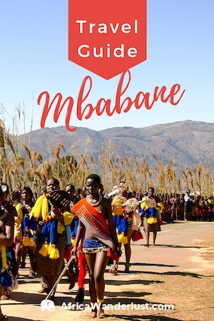 Travel guide for Mbabane, Swaziland