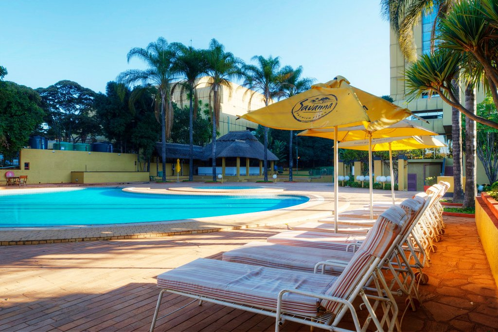 Rainbow Towers Hotel And Conference Center - Zimbabwe travel guide