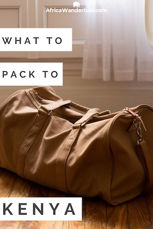If you need a packing list to Kenya for an overland safari, mission trip, or just traveling around, here is the ultimate Africa packing list. We provide specific, actionable packing lists items for anything and everything you may encounter along your trip. #kenya #africatraveloutfit #packingtips #packingguide #africatravel #africadestinations #african #africansafari #africasafari #africa #southafrica