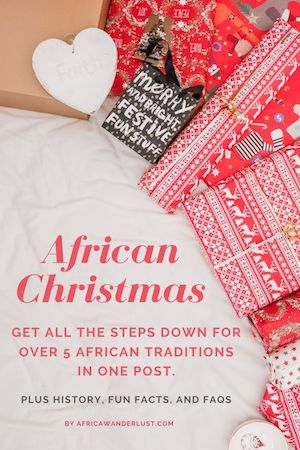 When it comes to Christmas in Africa, the festivities are always memorable and the fun will be fondly remembered for years to come. #africa #african #africatravel #uganda #ghana #nigeria #southafrica #africadestinations #traveltips #travelideas #traveldestinations #christmastraditions #christmastravel #christmas