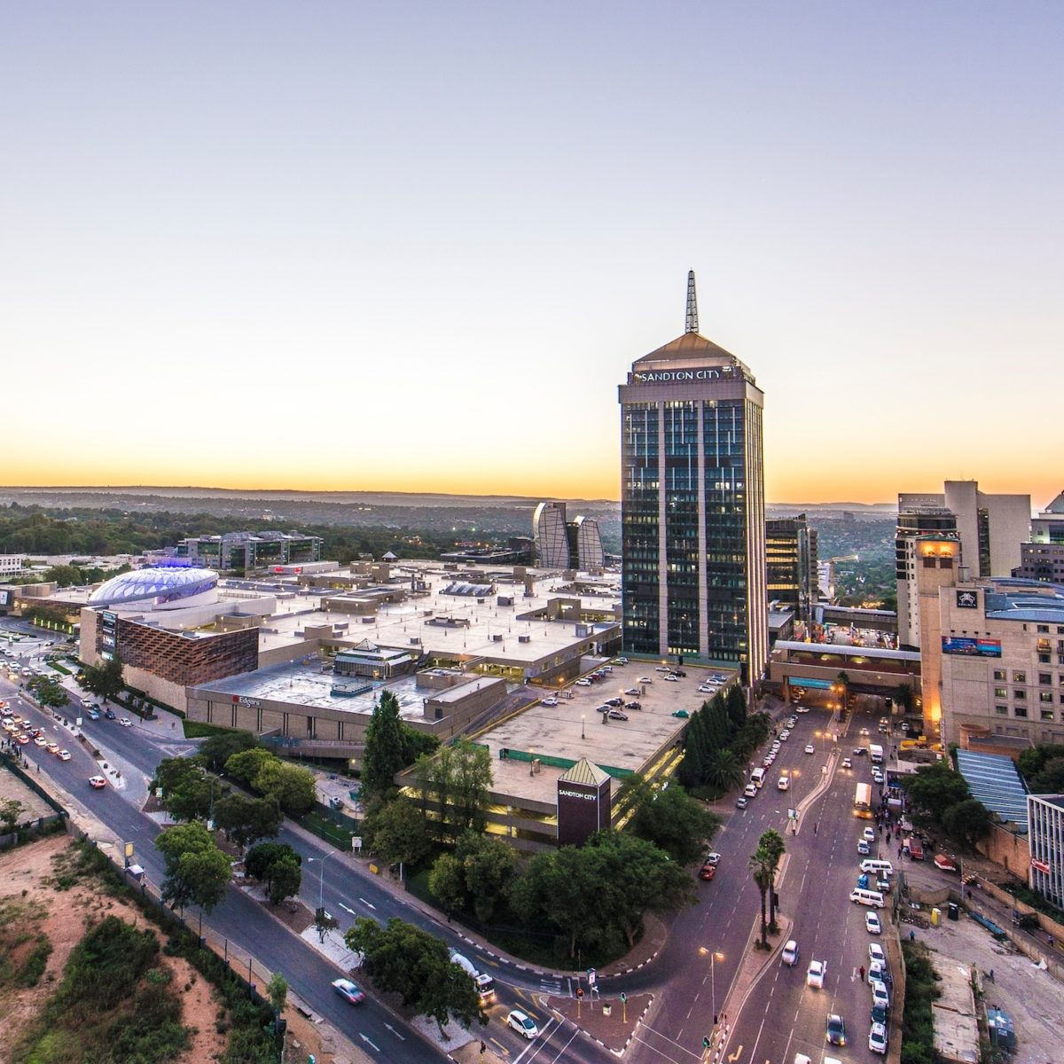 Johannesburg Safety Guide - safety in Sandton