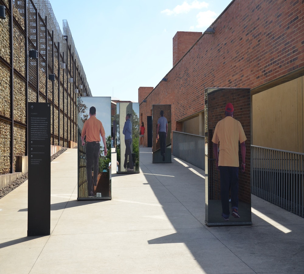 tourist attractions in south africa apartheid museum